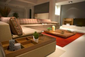 Duże mieszkanie z mniejszej powierzchni